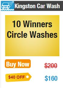 10 Winners Circle Washes